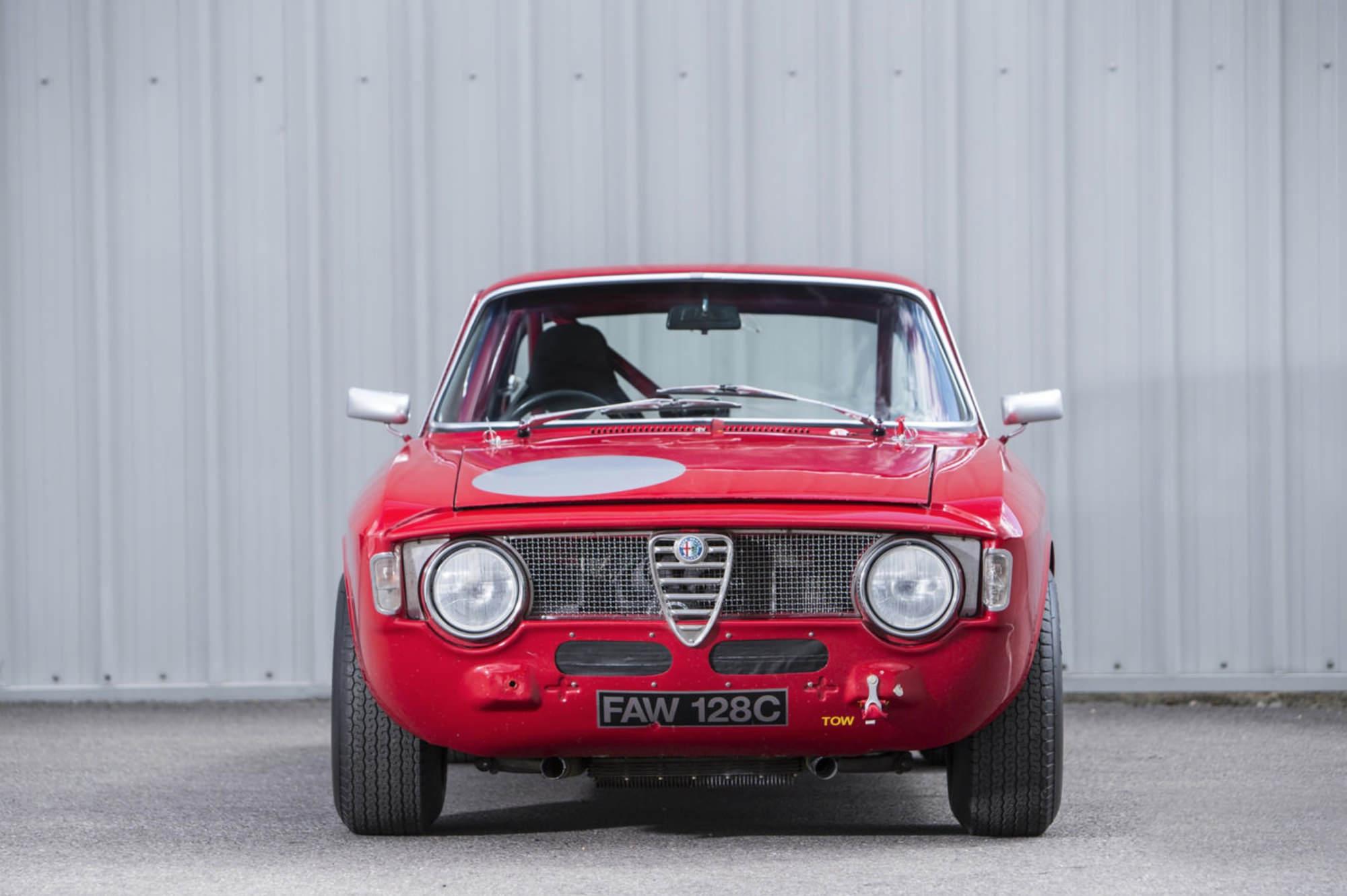 Alfa Romeo Giulia 2014 >> Alfa Romeo Giulia Sprint GTA Coupé