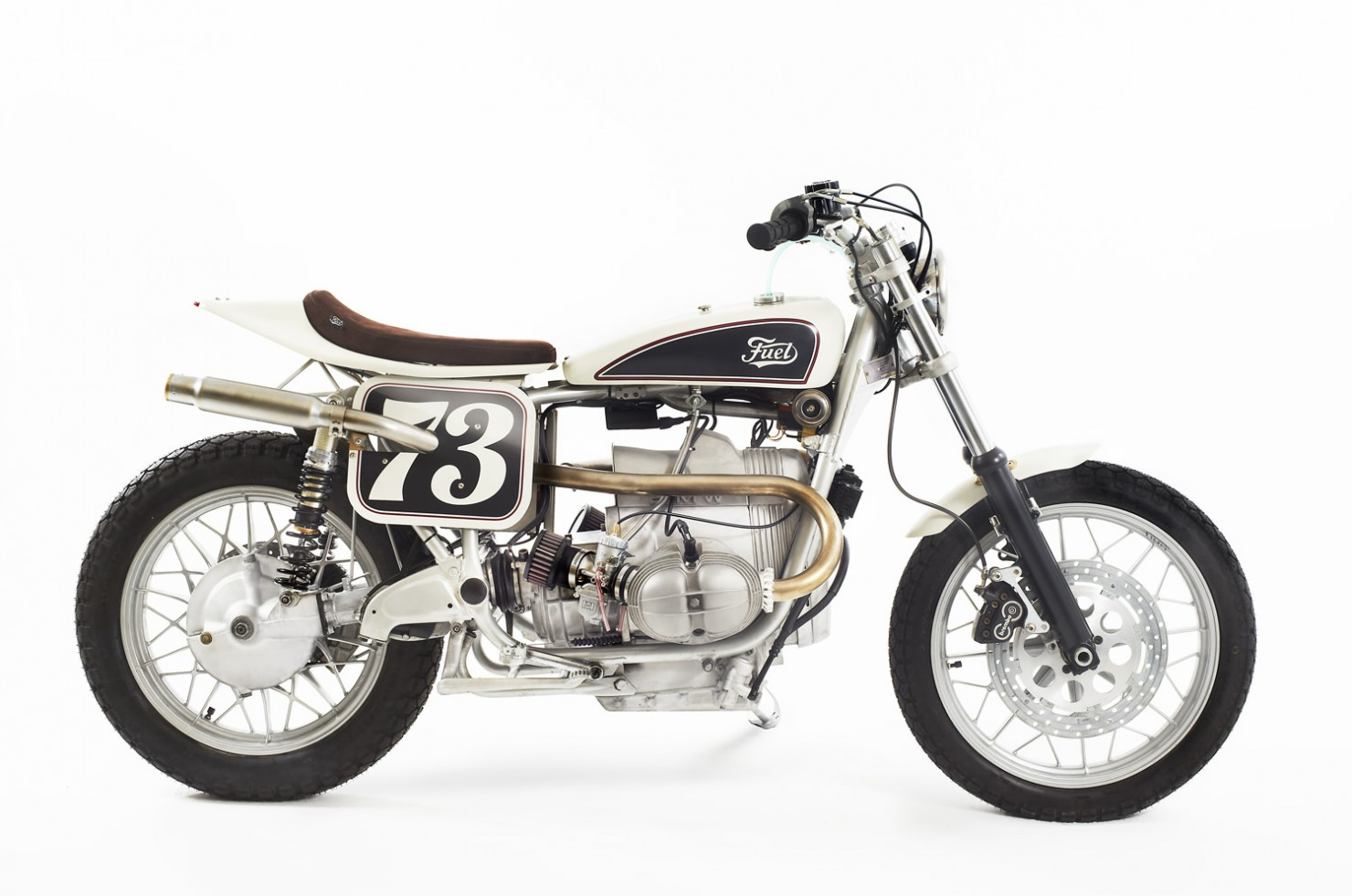 BMW R100 RS Flat Tracker 1