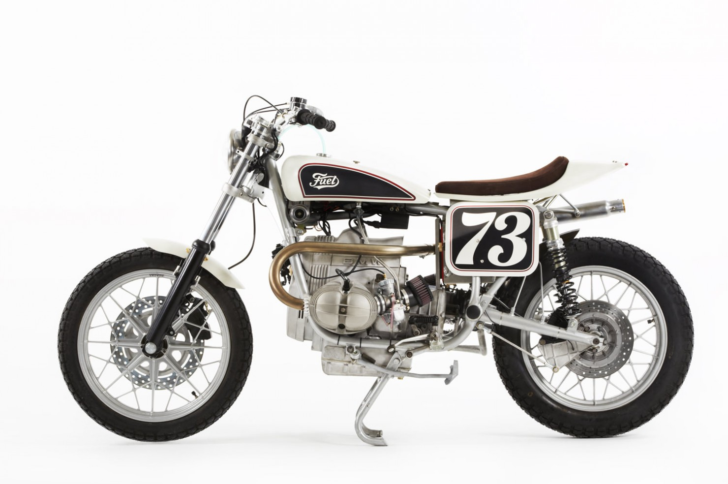 BMW R100 RS Flat Tracker 2