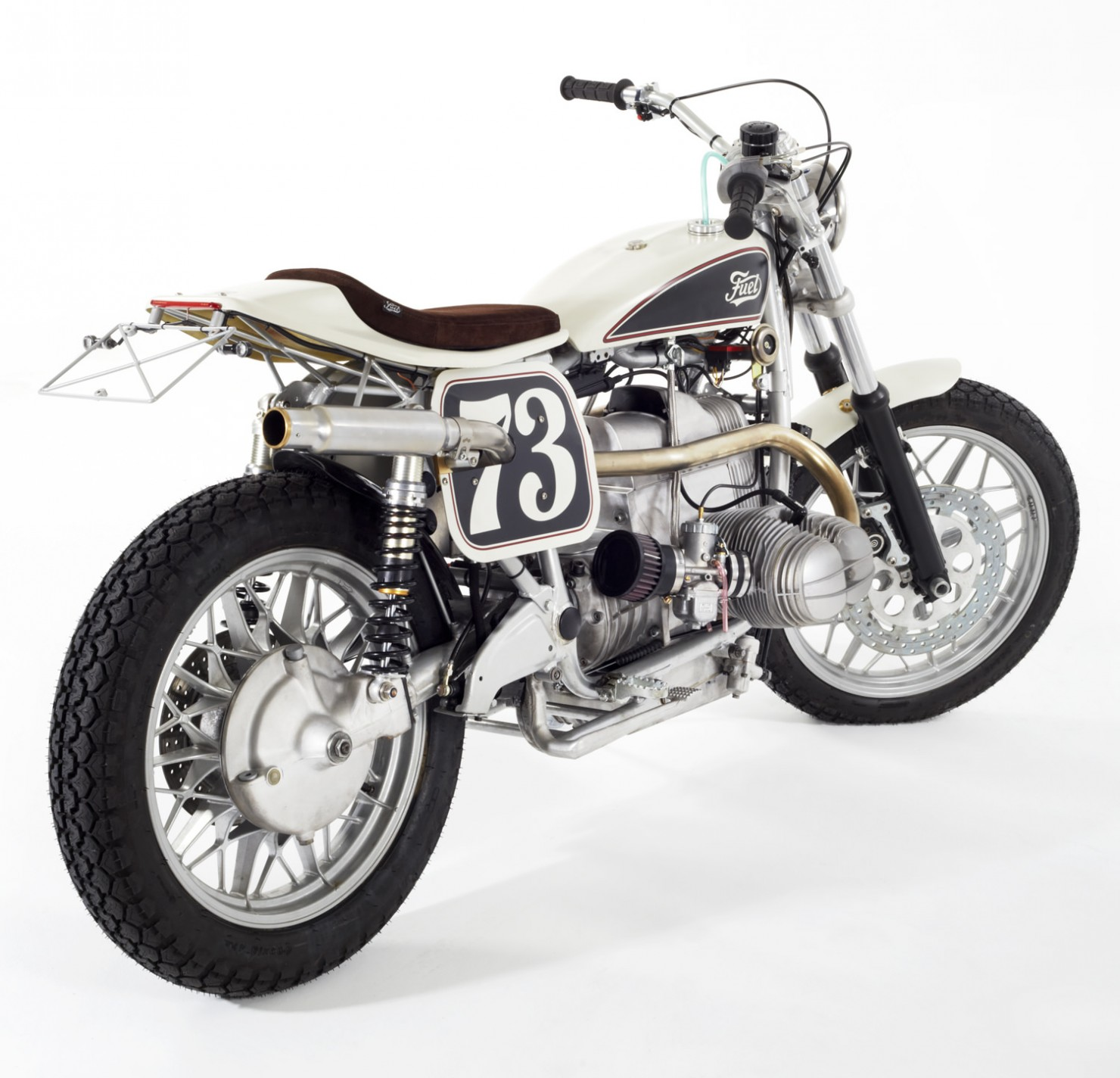BMW R100 RS Flat Tracker 3