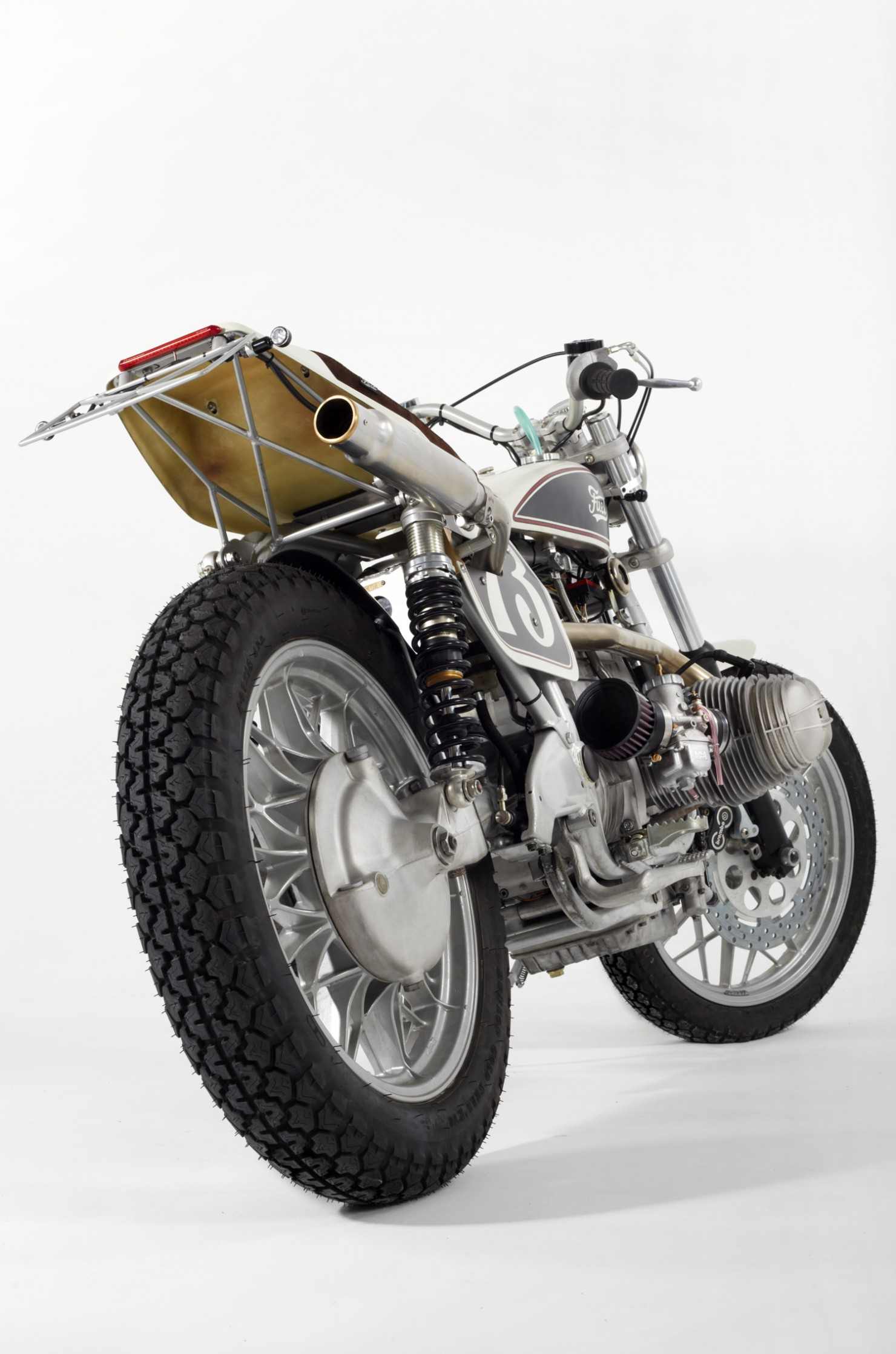 BMW R100 RS Flat Tracker 4