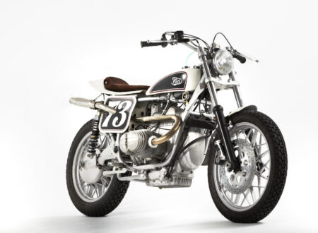 BMW R100 RS Flat Tracker