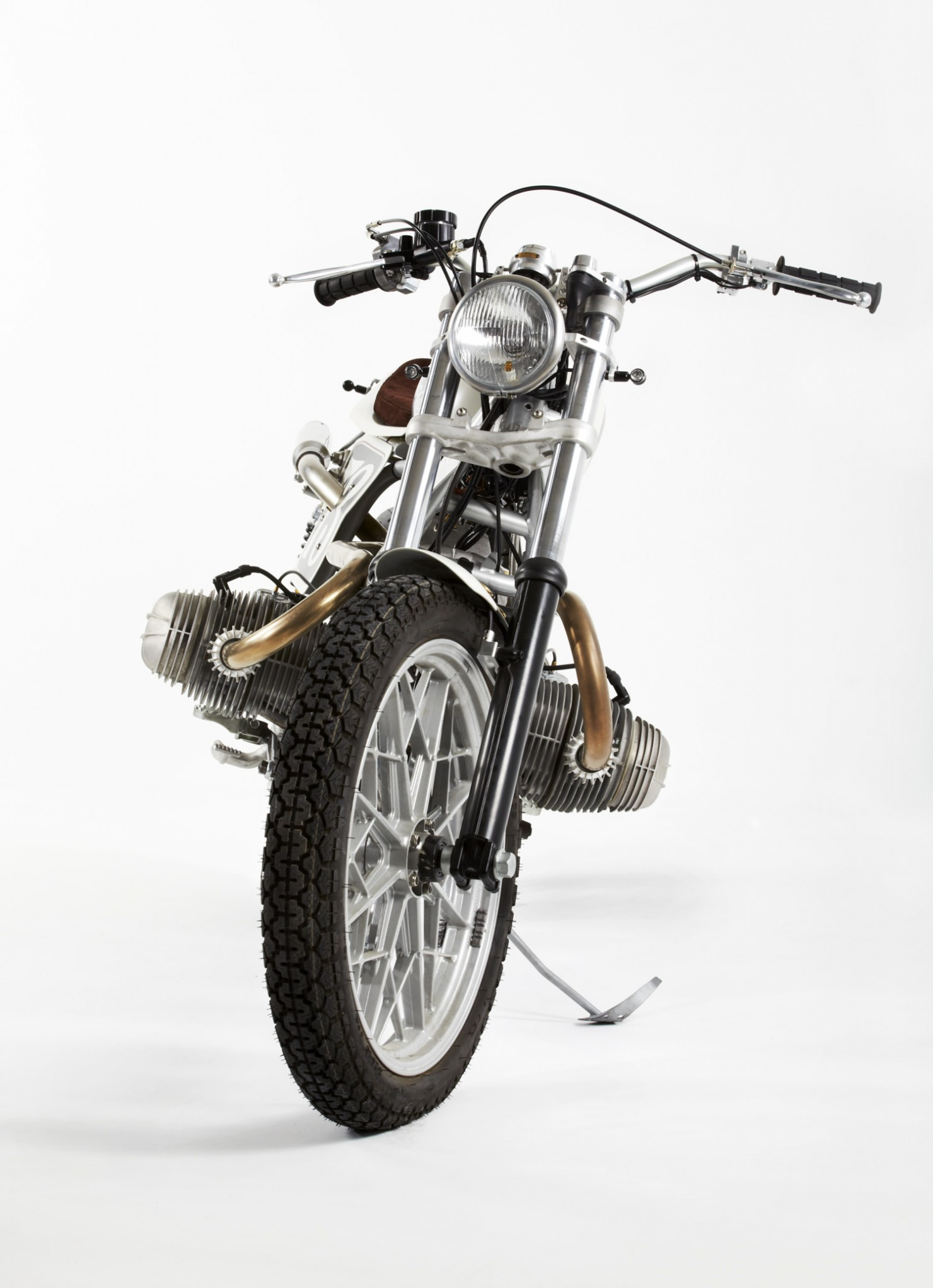 BMW R100 RS Flat Tracker 5