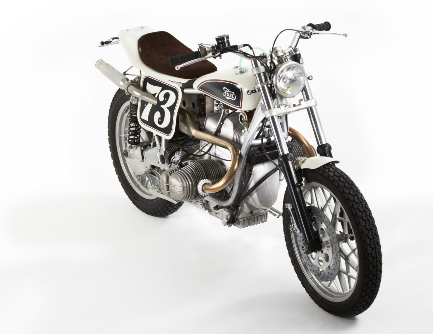 BMW R100 RS Flat Tracker 6