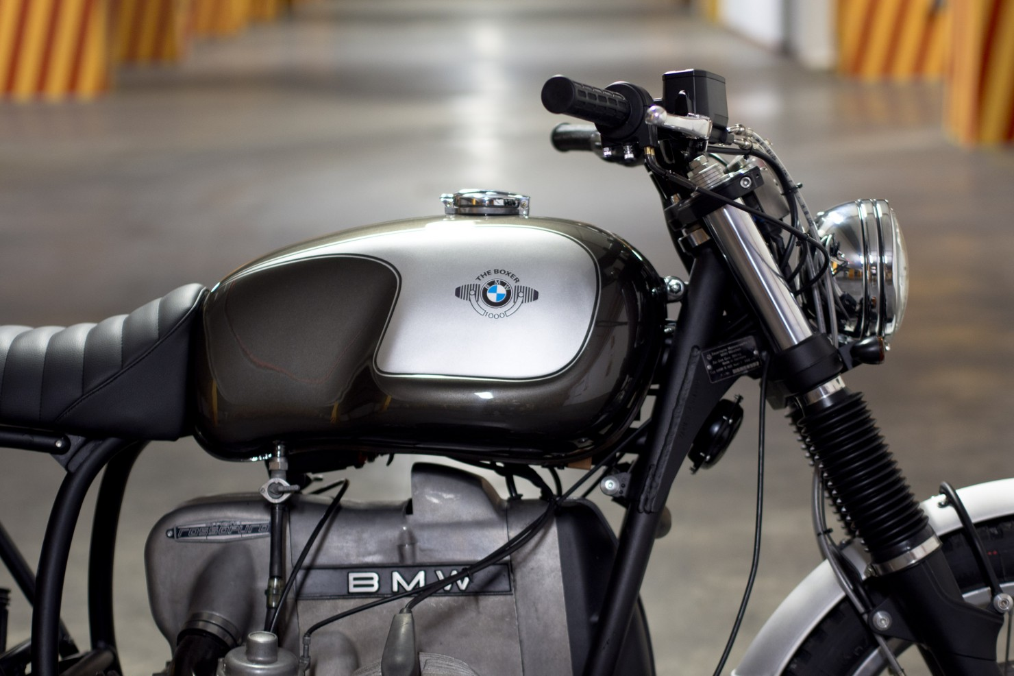 BMW Scrambler 5