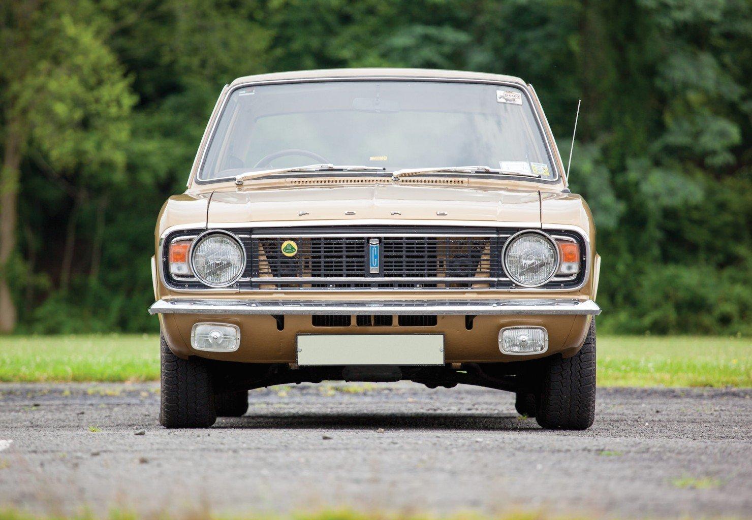 Ford Cortina Lotus 1