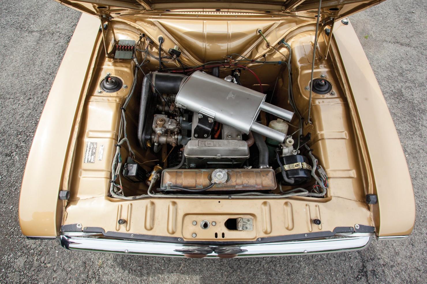 Ford Cortina Lotus 3