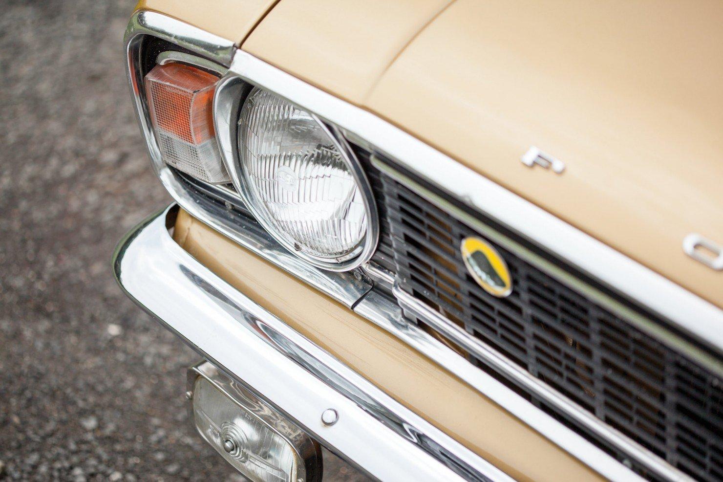 Ford Cortina Lotus 5