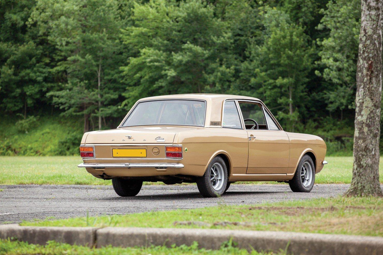 1969 Ford Cortina Lotus Mk 2