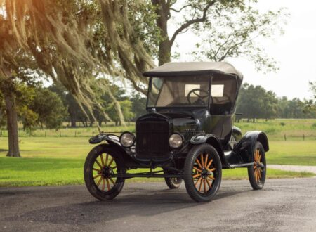 Ford Model T Roadster 1