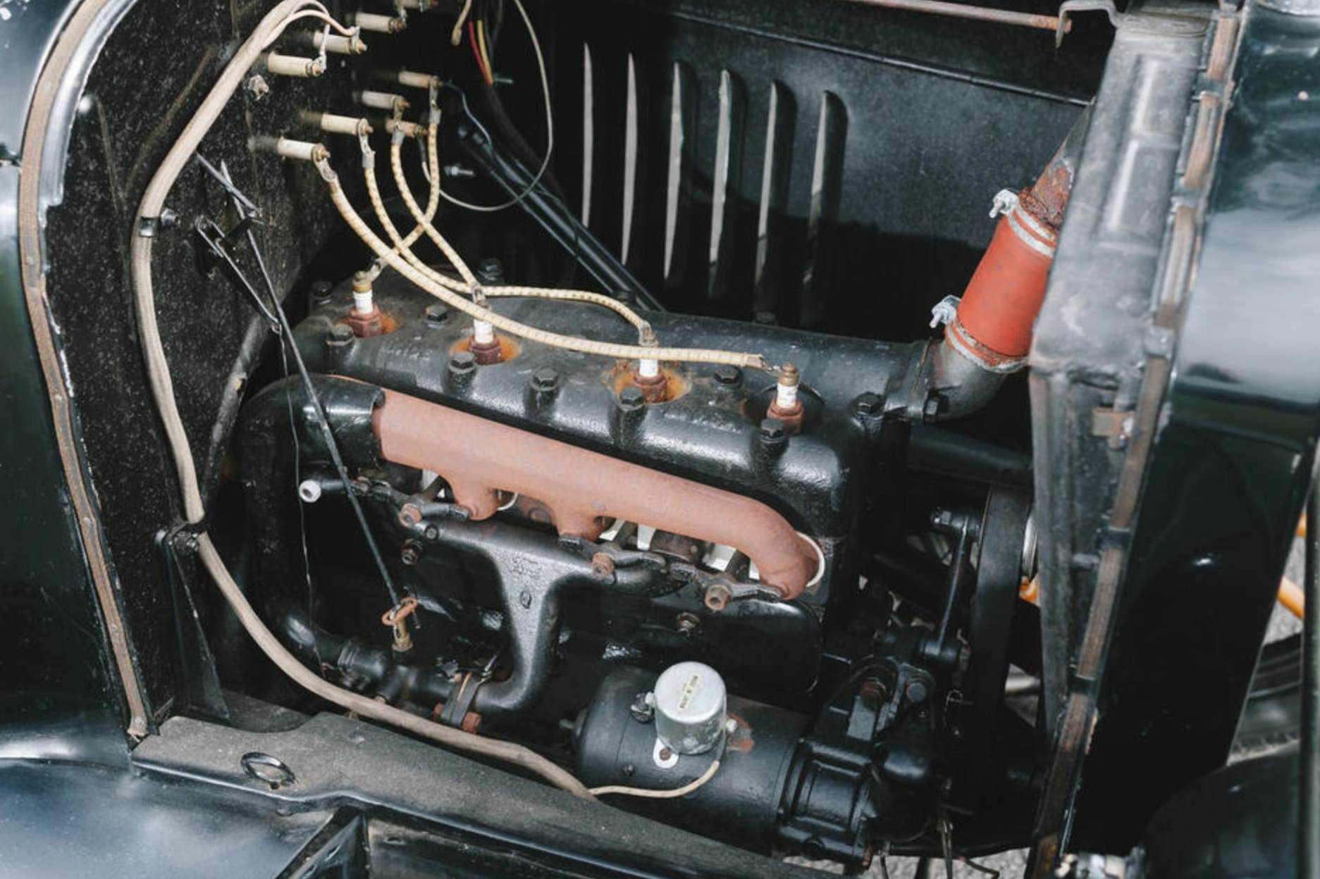 Ford Model T Coil Box - Wiring Diagrams