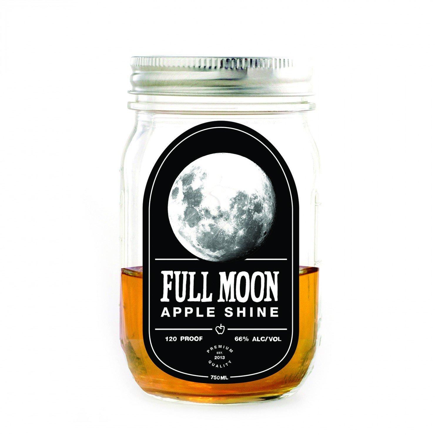 Full Moon Apple Shine 1