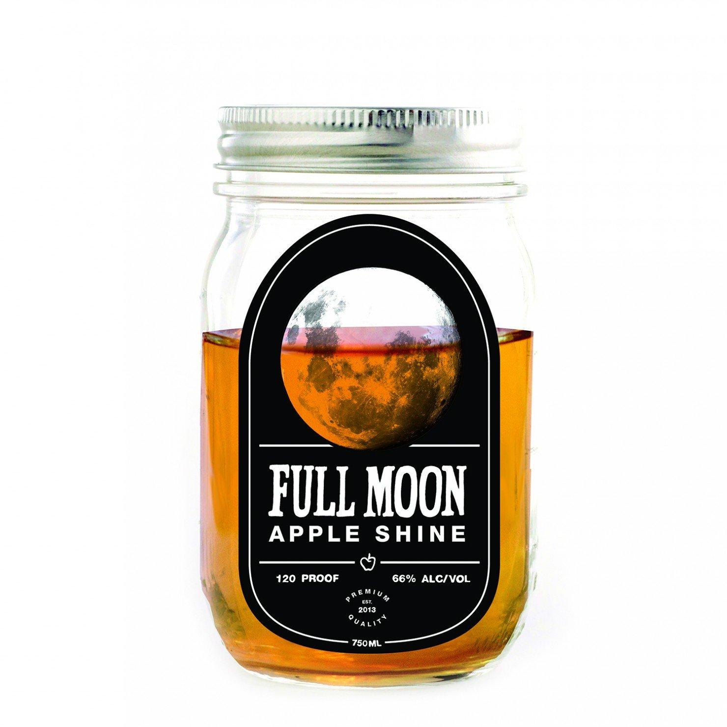 Full Moon Apple Shine 2