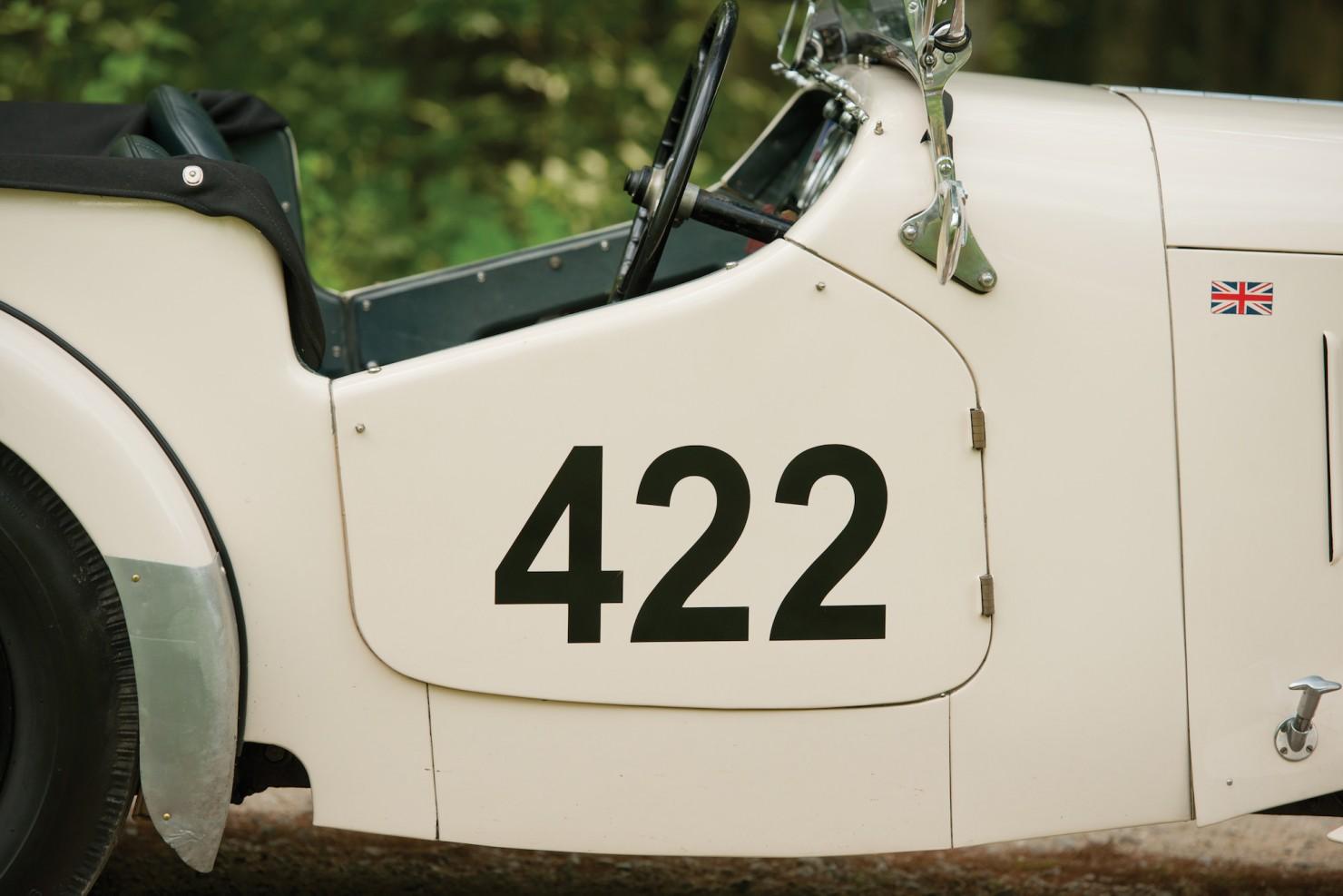 HRG Car 10