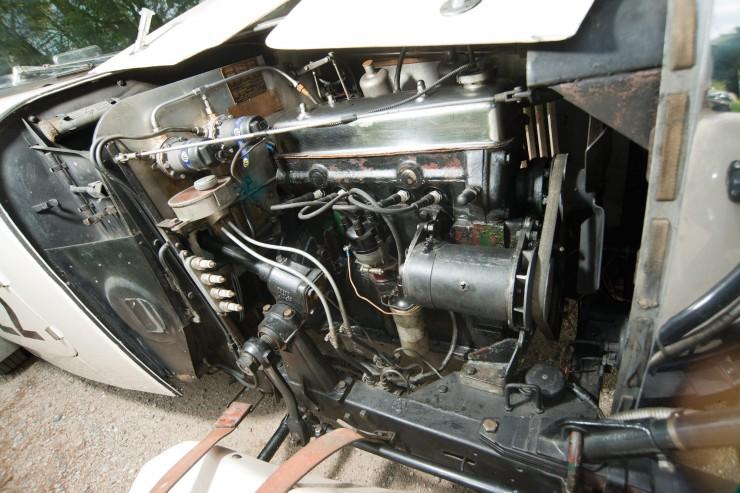 HRG Car 2