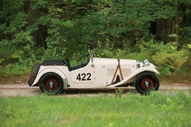 HRG Car 4
