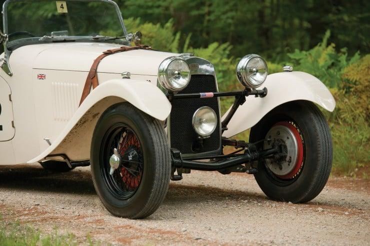 HRG Car 6