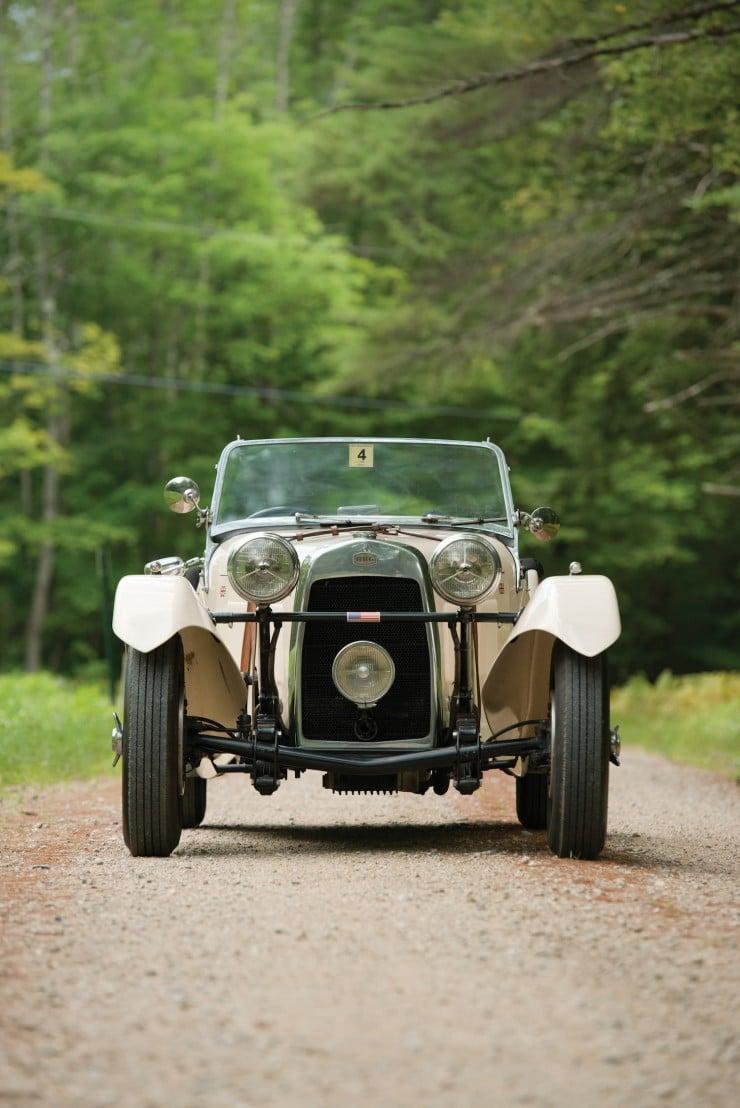 HRG Car 7