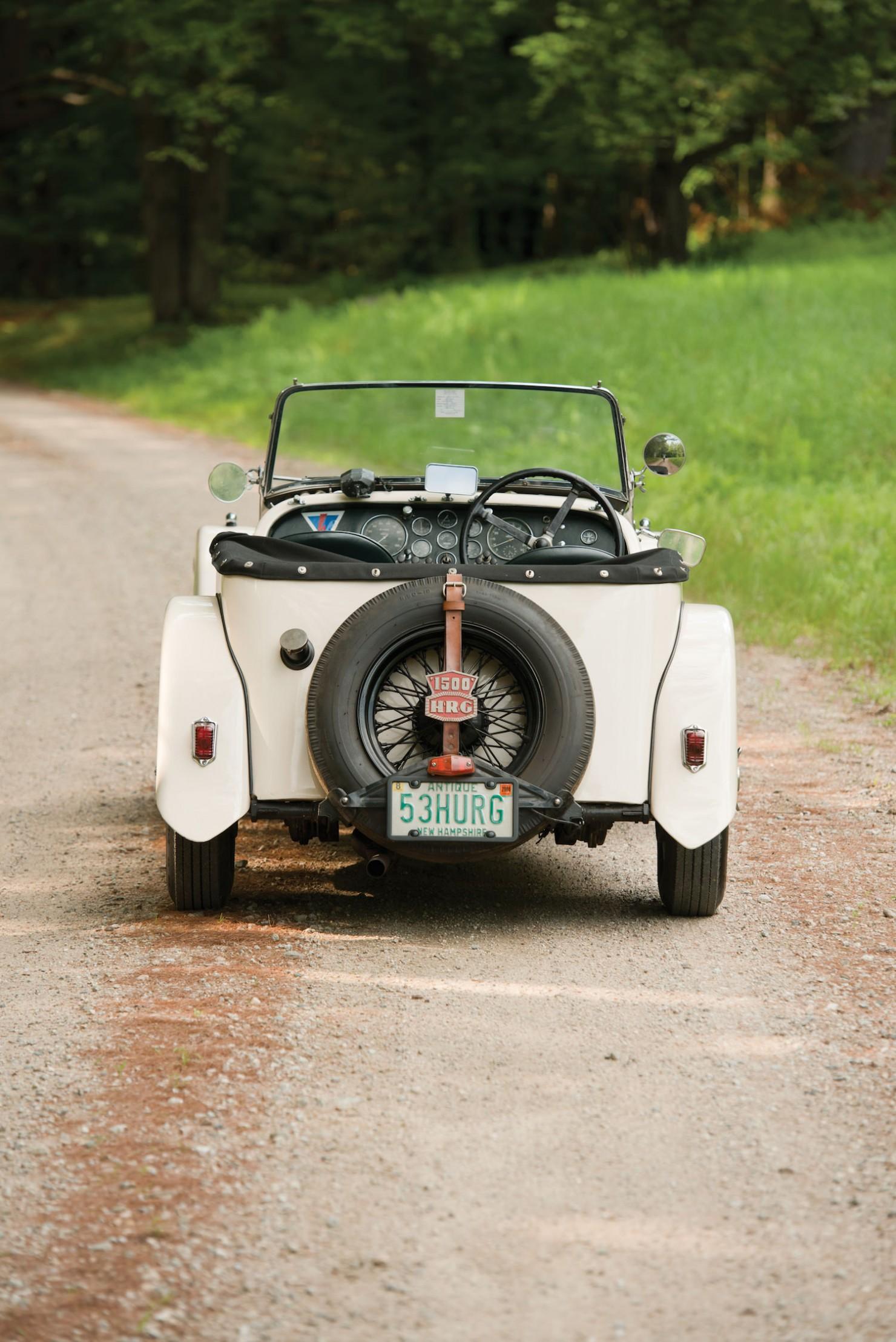 HRG Car 9