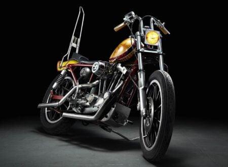 Harley Davidson Chopper 450x330 - Harley-Davidson Ironhead Chopper