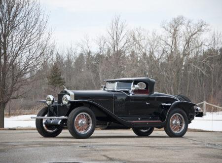 Isotta Fraschini 450x330 - 1927 Isotta Fraschini 8A S Roadster