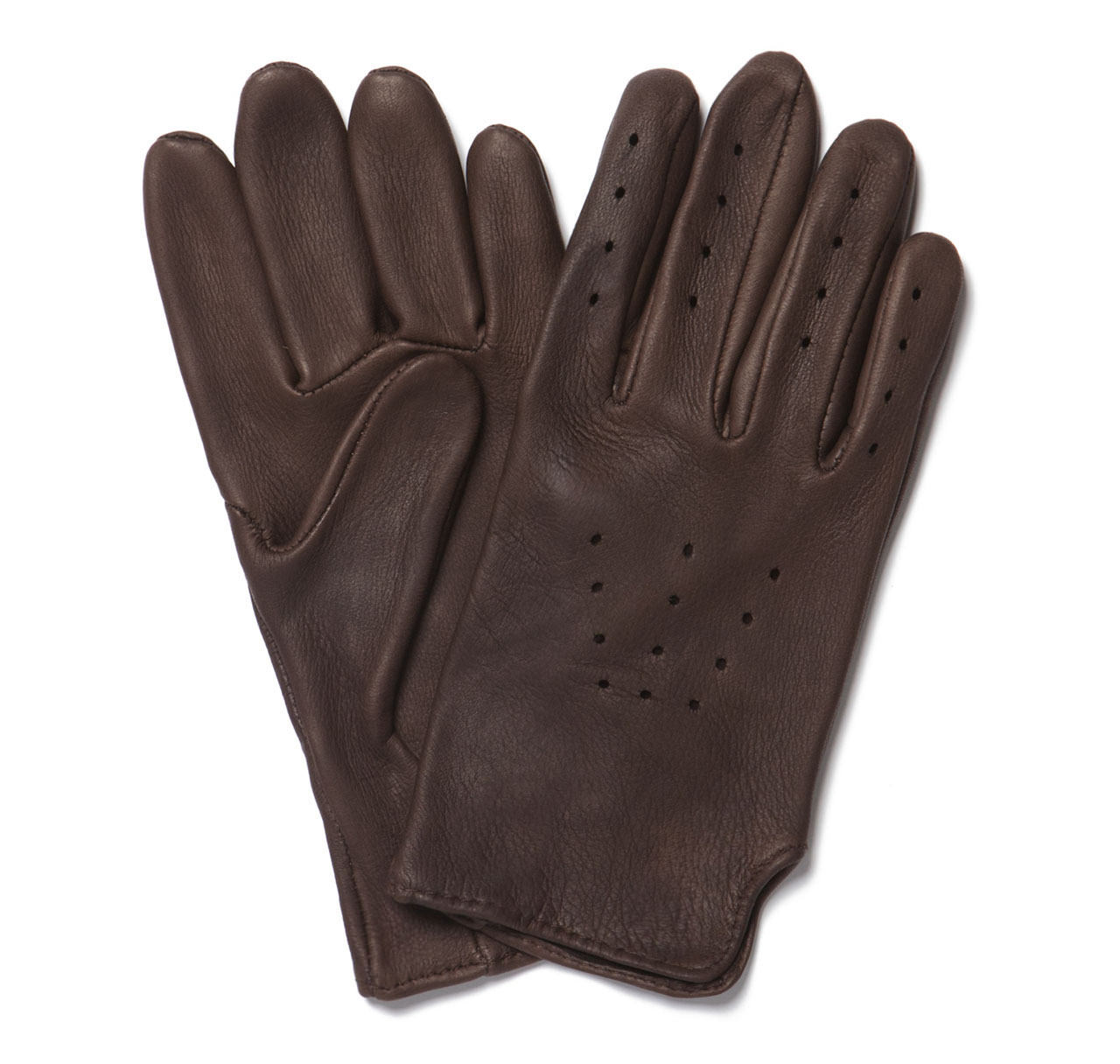how to clean leather driving gloves