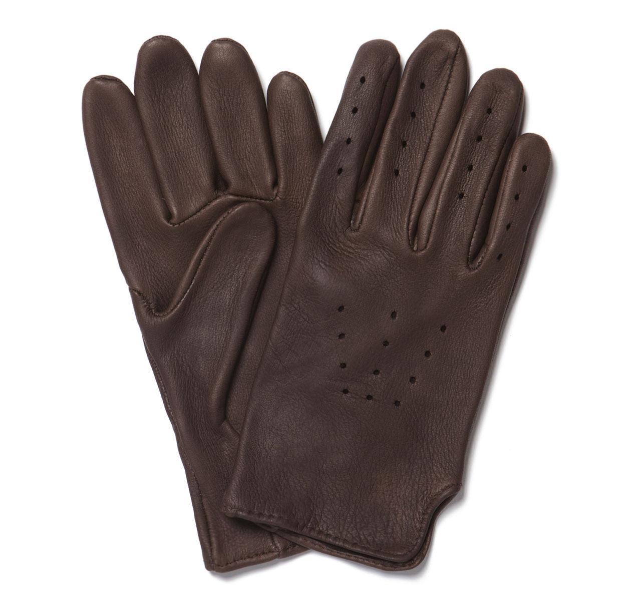Driving gloves portland oregon - Maduro Deerskin Driving Gloves
