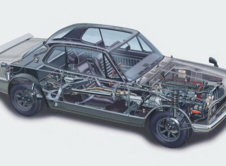 Nissan Skyline Cutaway Wallpaper 450x330 - Nissan Skyline Cutaway Wallpaper