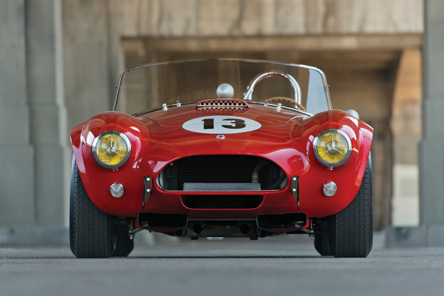 Race Car Numbers >> 1964 Shelby 289 Competition Cobra