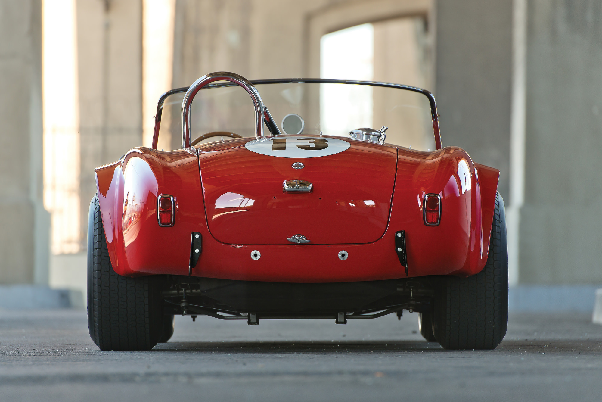 Local Motors Rally Fighter >> 1964 Shelby 289 Competition Cobra