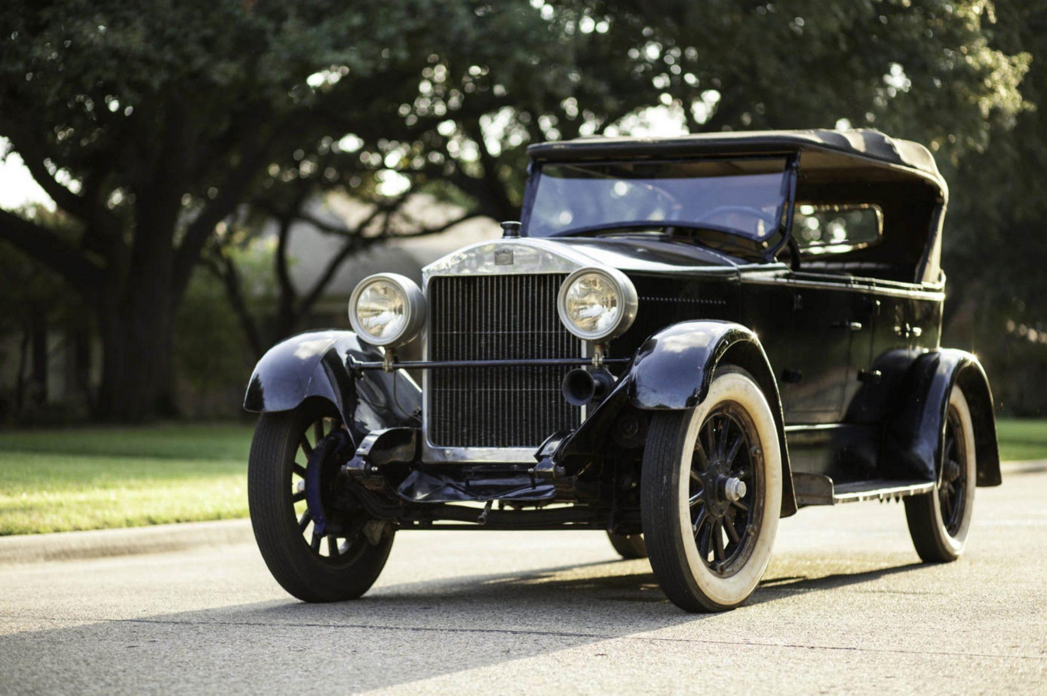 Stanley Steamer Car >> 1925 Stanley Steamer