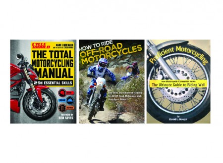 Top 5 Motorcycle Riding Books
