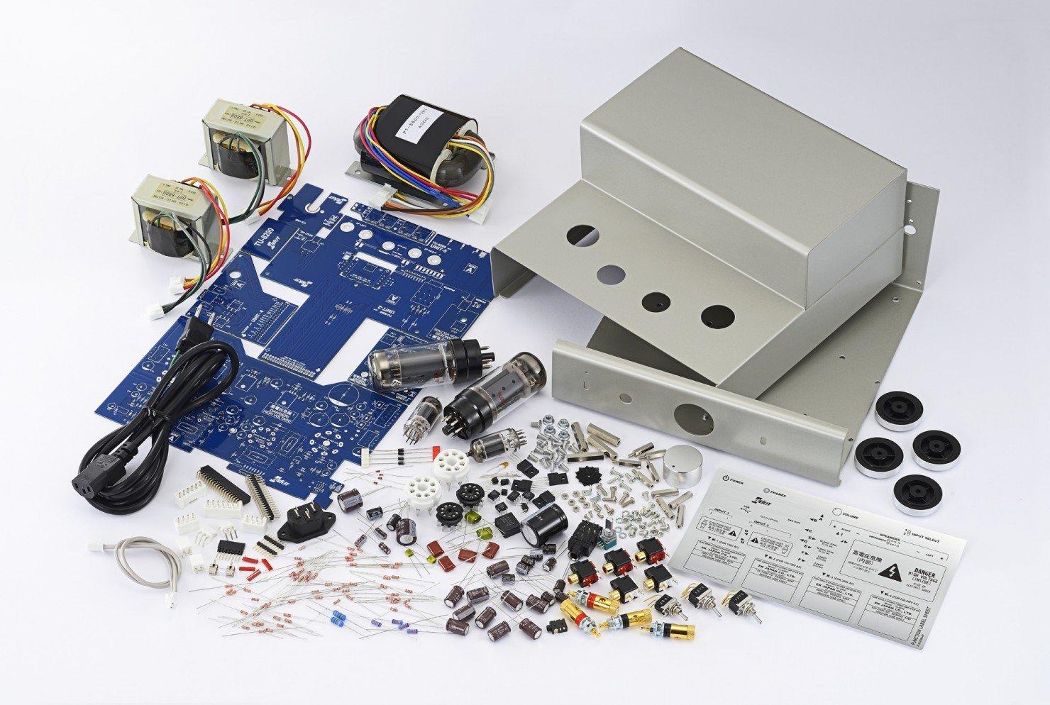 Tube Amplifier Parts