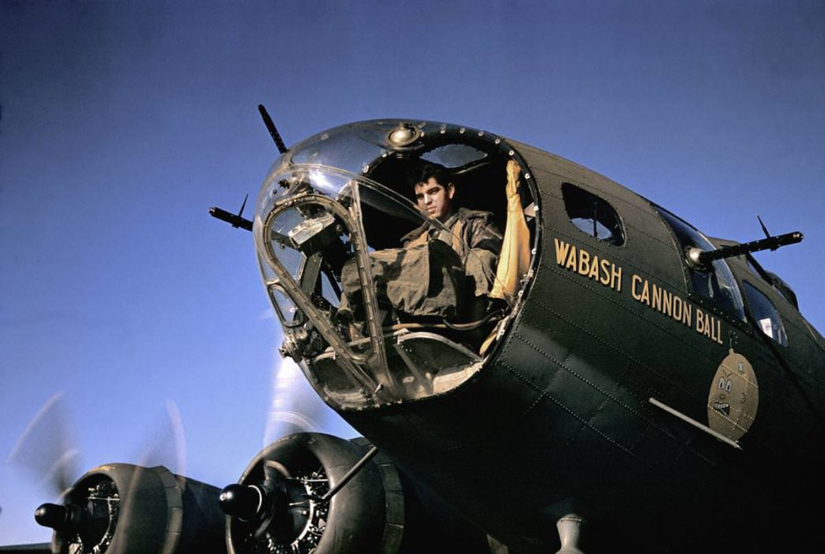 Wwii In Colour The Air War
