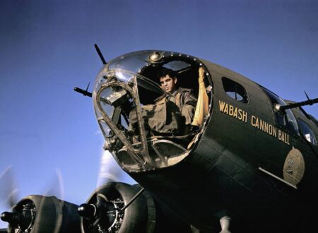 WWII in Colour - The Air War