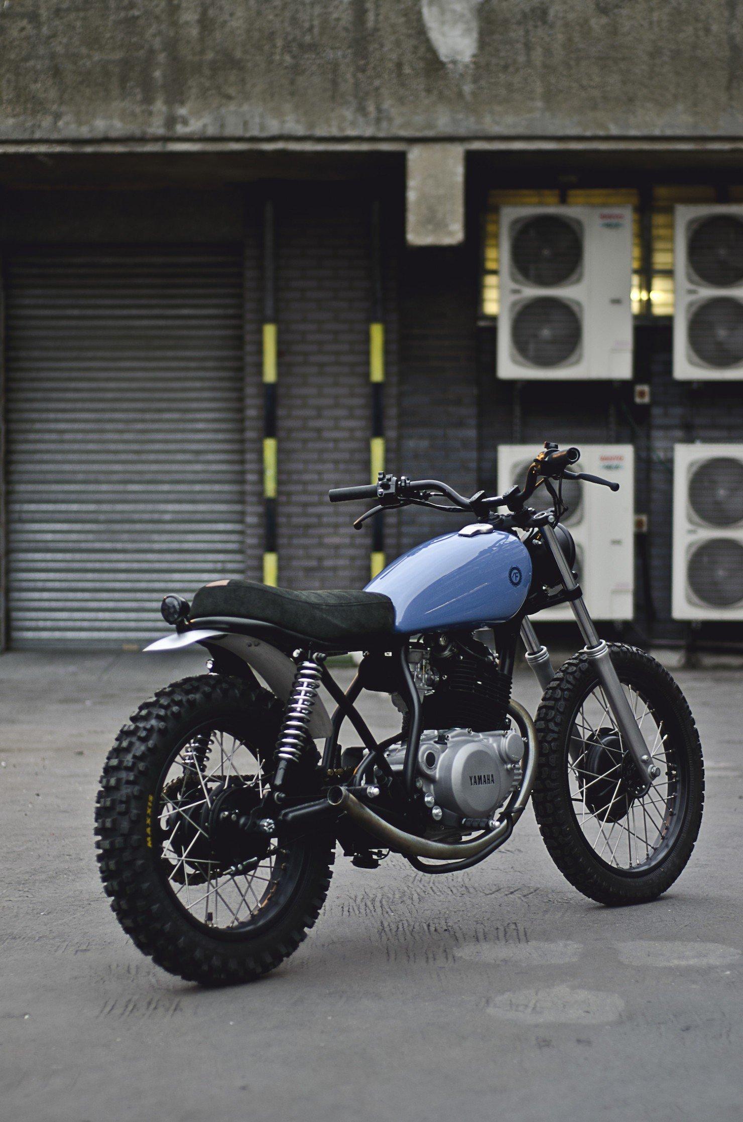 Yamaha SR500 11