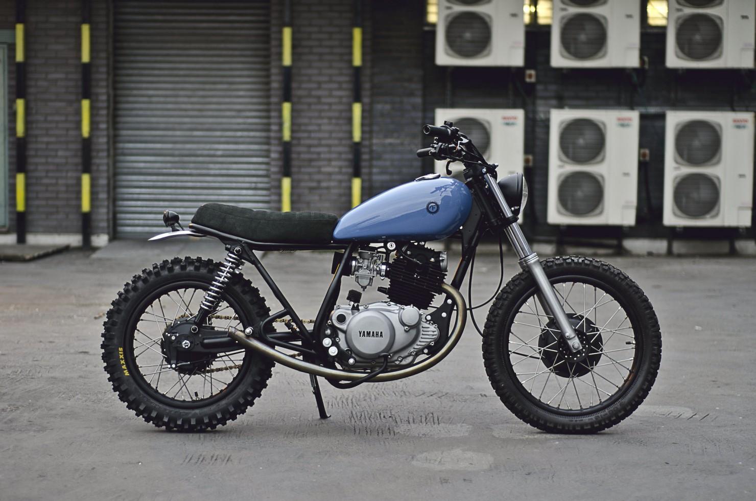 Yamaha SR500 12