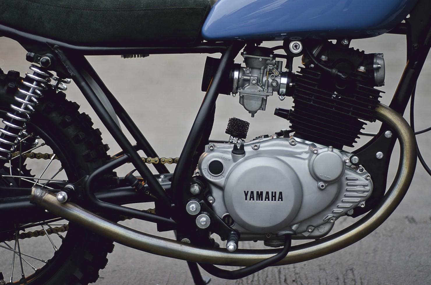Yamaha SR500 5