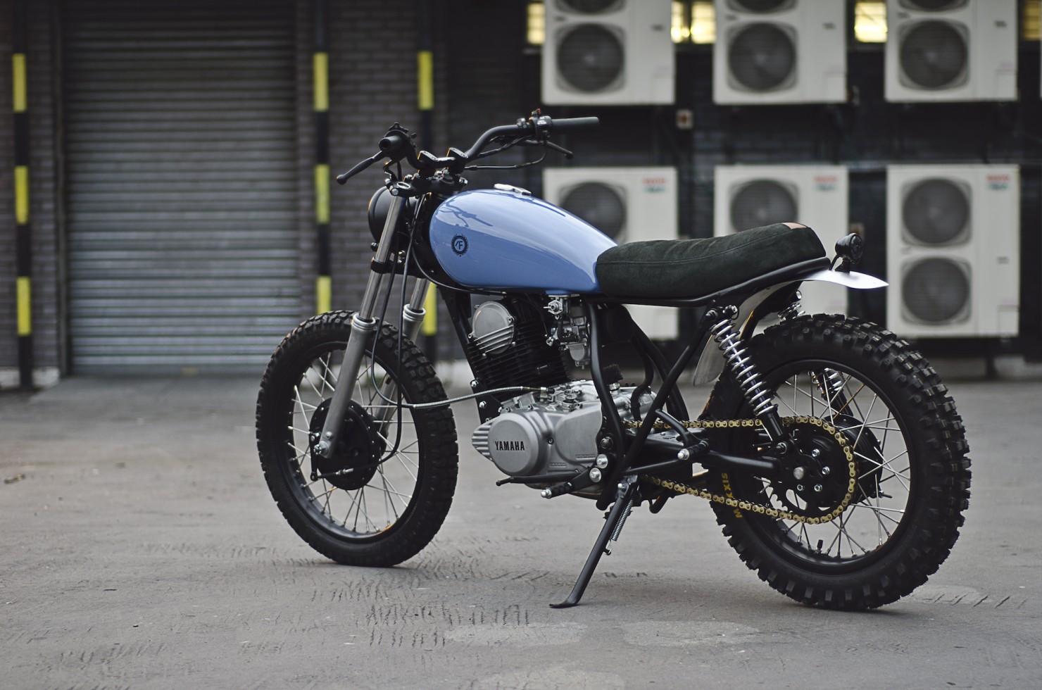 Yamaha SR500 7