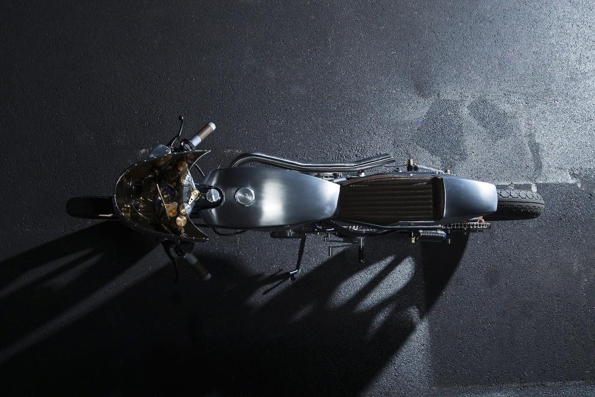 Yamaha SR500 Custom Motorcycle 3 1200x800 - Yamaha SR500 by ExesoR Motorcycles