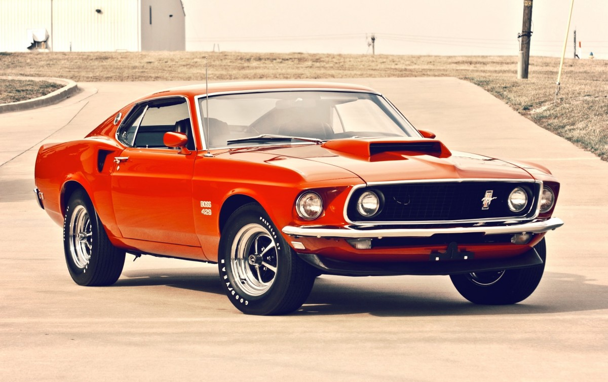 Boss 429 Wallpaper