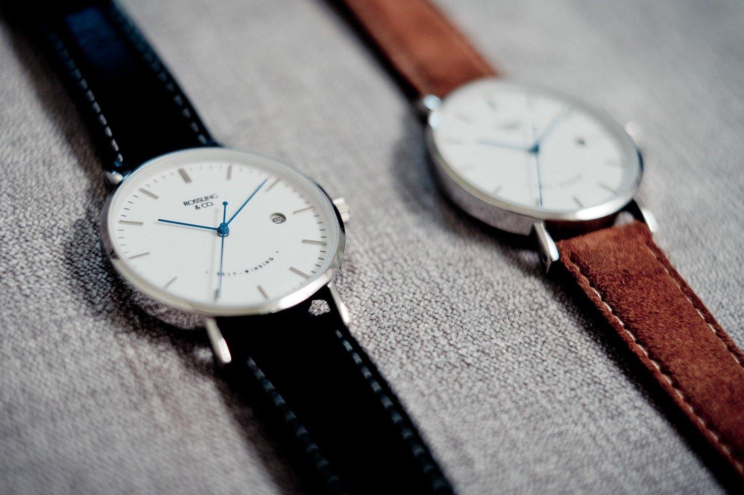 Automatic Wristwatch Rossling