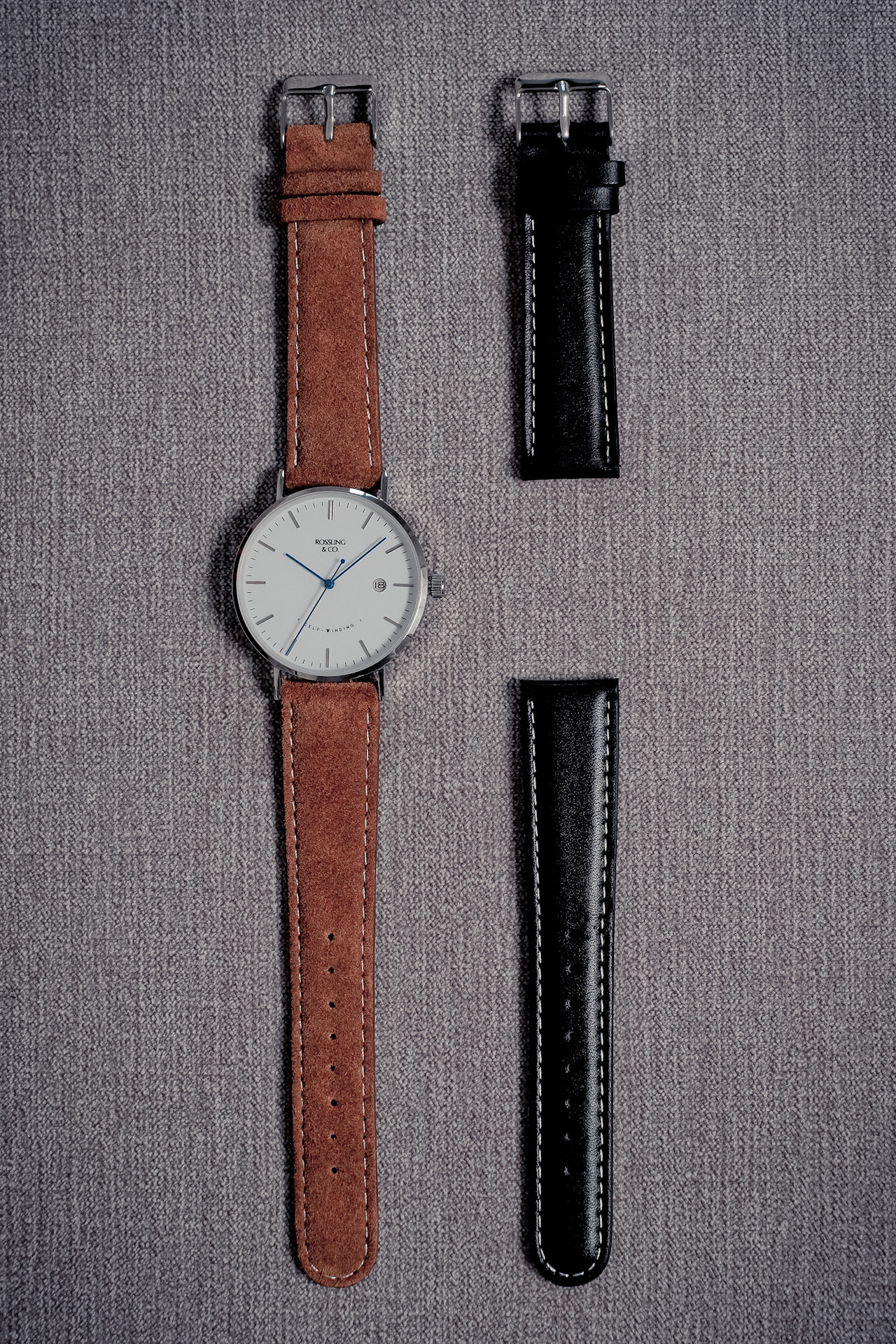 Automatic Wristwatch Strap