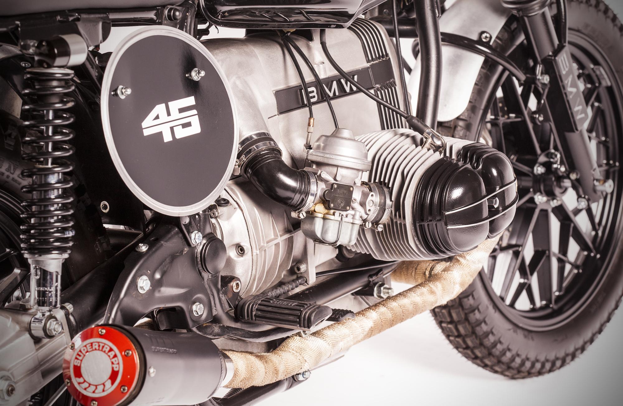 BMW R45 Engine