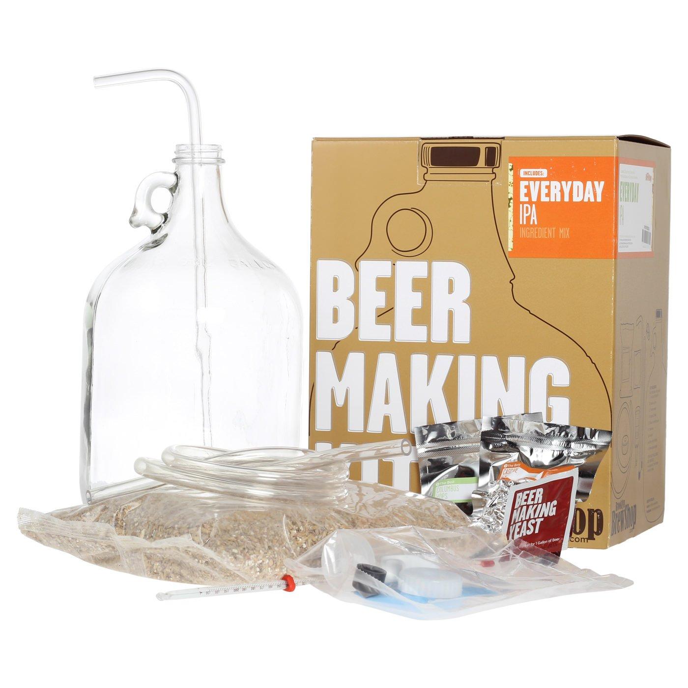 Beer Making Kit by Brooklyn Brew