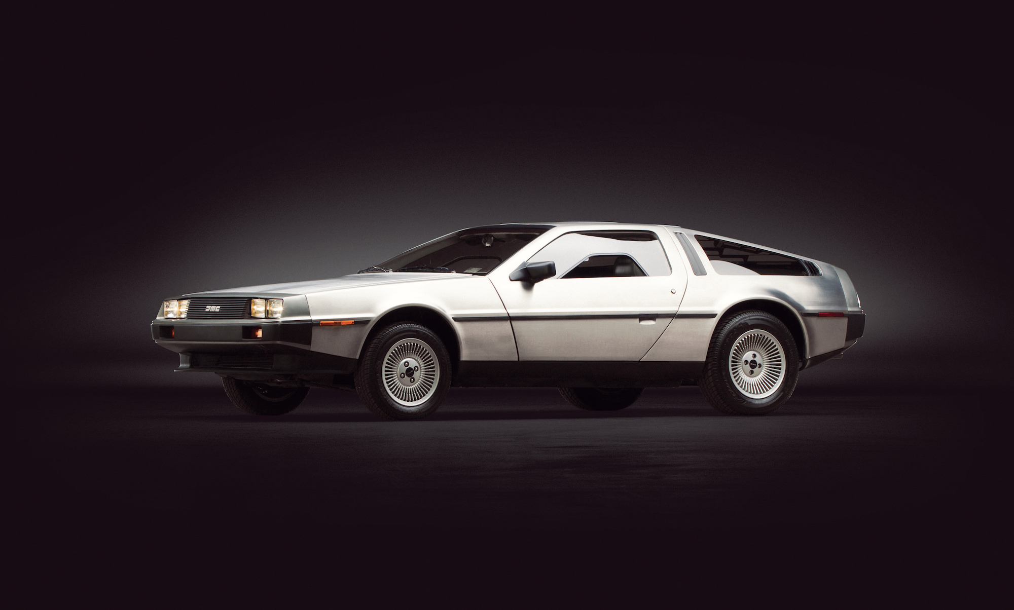 1981 Delorean Dmc 12 Silodrome