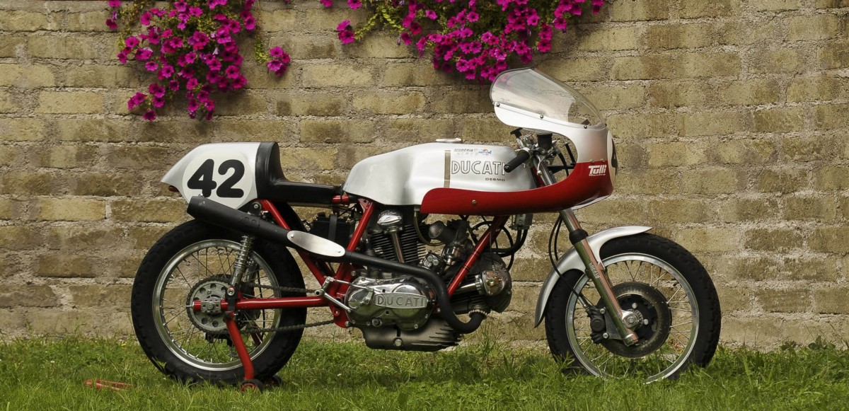 Ducati 750SS 1 1200x581 - 1973 Ducati 750SS Corsa by NCR