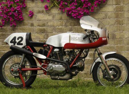 Ducati 750SS 1 450x330 - 1973 Ducati 750SS Corsa by NCR