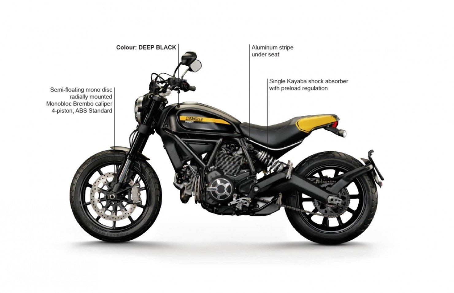 Ducati Scrambler 6