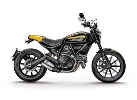 Ducati Scrambler Motorbike 450x330